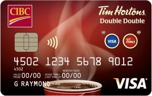 Double Double Visa Card