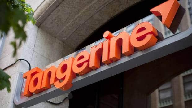 New Tangerine credit card
