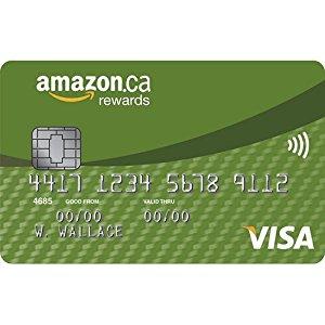 amazon.ca rewards visa