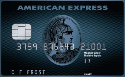 NEW American Express Cobalt Card