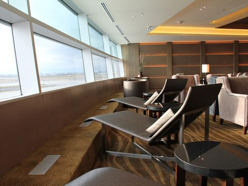 Priority Pass Lounge