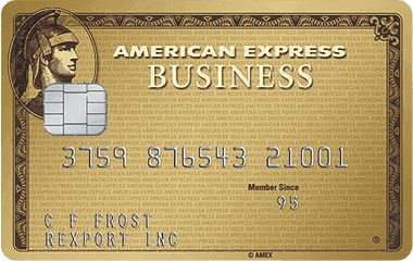 American Express Business Gold Rewards Card Review