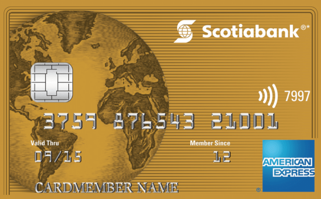 A Look At The Retooled Scotiabank Gold American Express Card